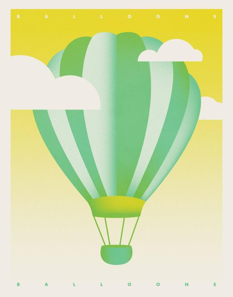 Hot Air Balloon - image 3 - student project