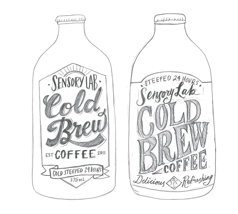 Sensory Lab Cold Brew - image 3 - student project