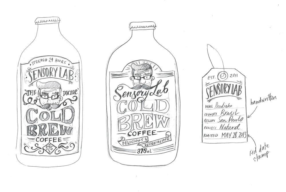 Sensory Lab Cold Brew - image 2 - student project