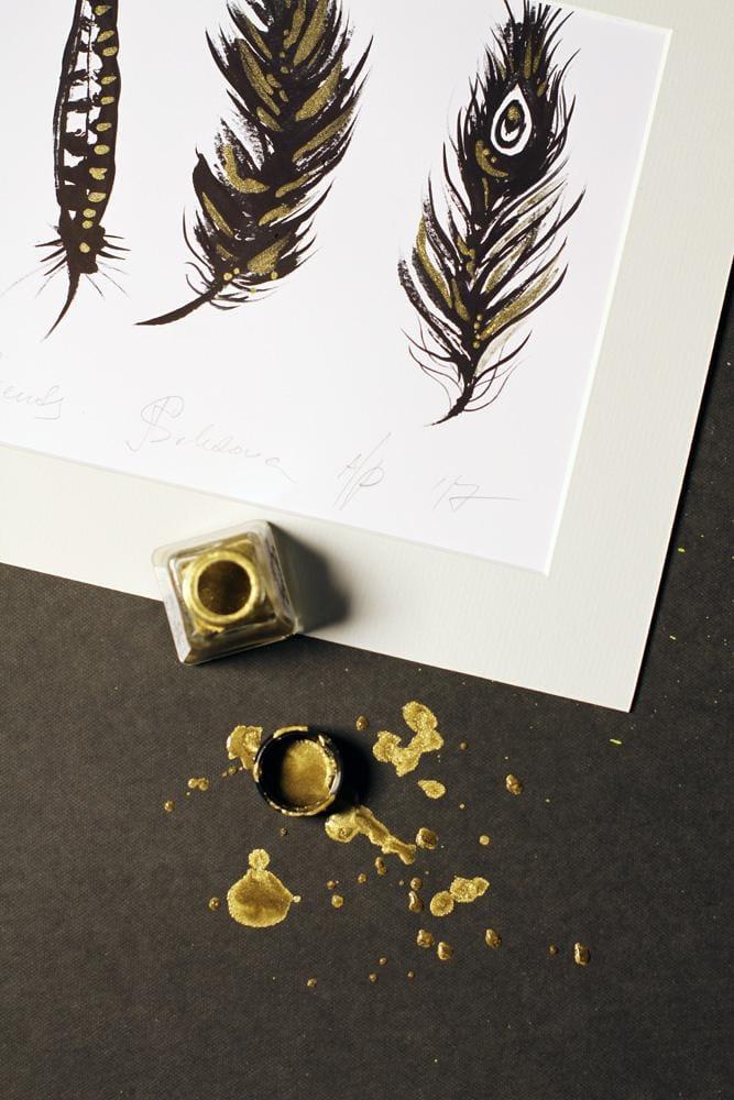 Monotype Magic Print - image 10 - student project