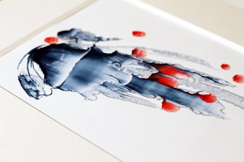 Monotype Magic Print - image 2 - student project