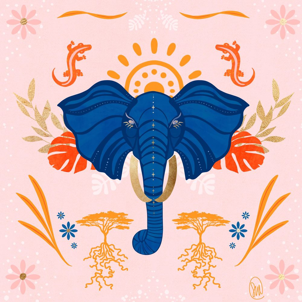 Pretty Pachyderm - image 1 - student project