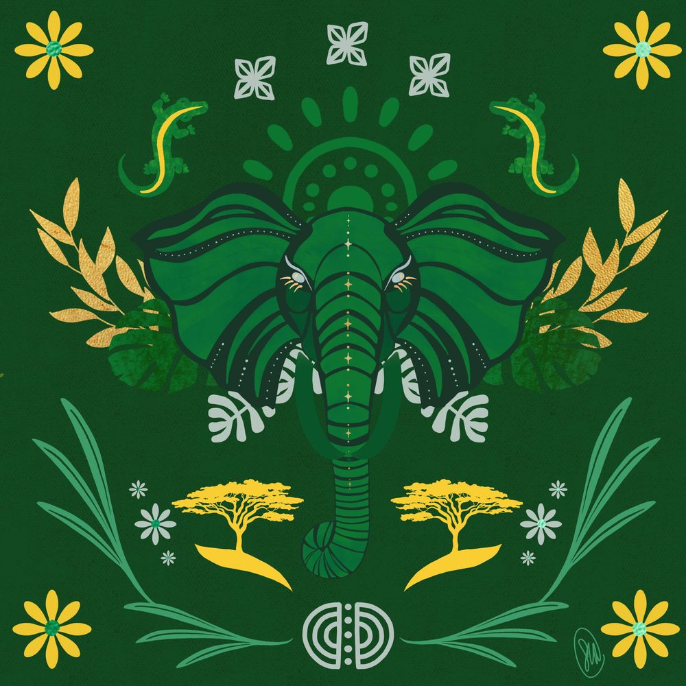 Pretty Pachyderm - image 2 - student project