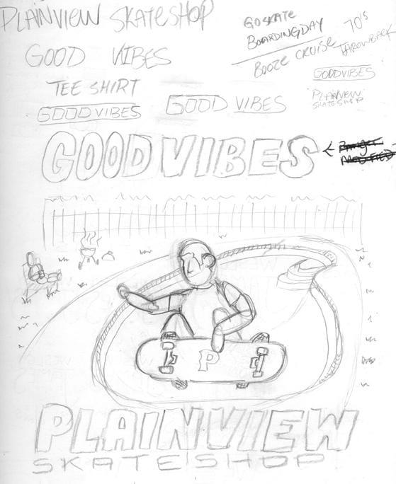 Plainview Skate Shop - image 1 - student project