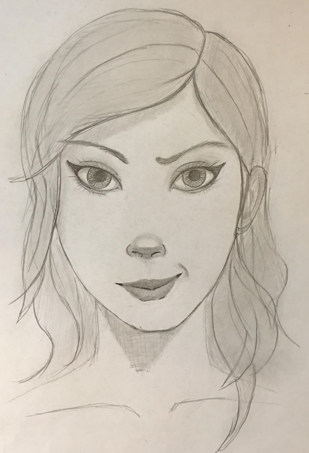 Lady Confidence - image 1 - student project