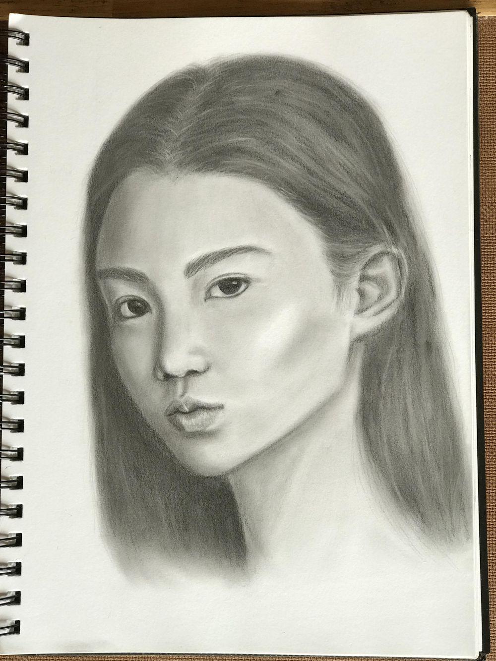 Portrait Study - image 1 - student project