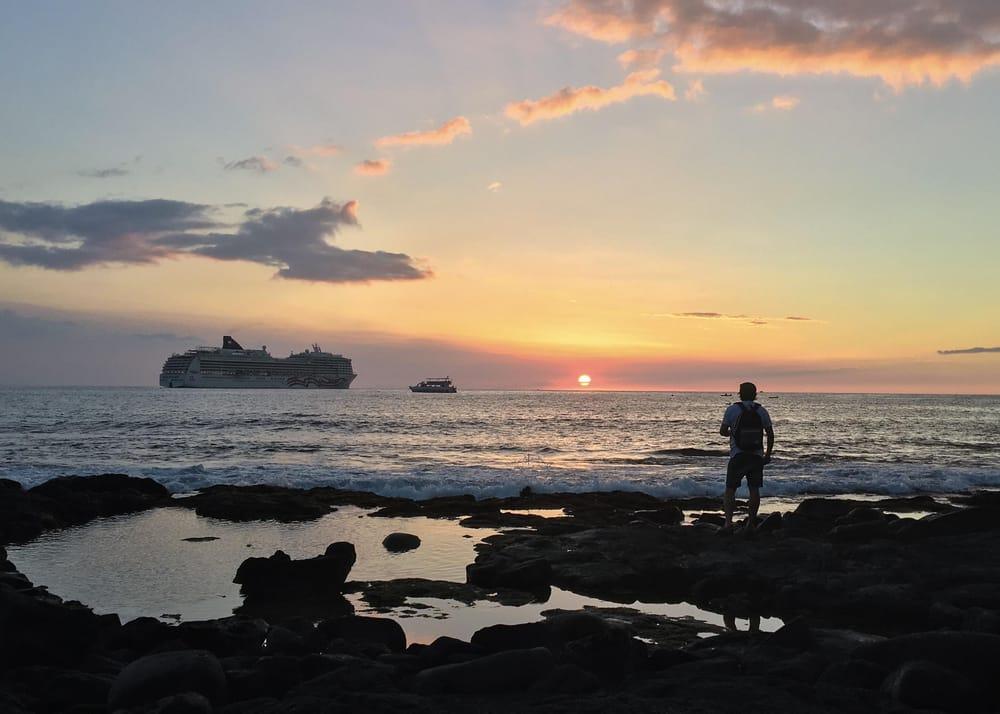 Hawaiian Sunset - image 1 - student project