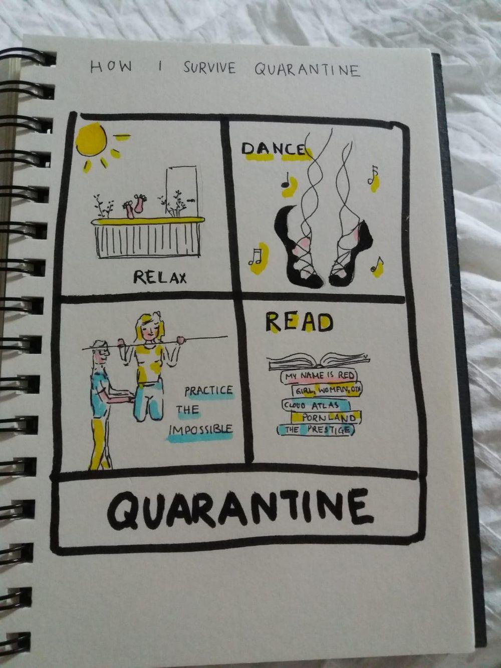 Germany Quarantine - image 4 - student project