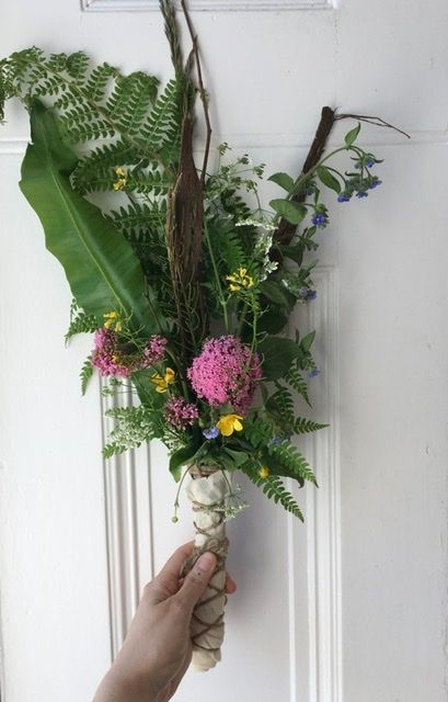 Wild Flowers Foraging - image 1 - student project