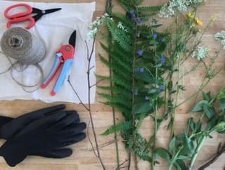 Wild Flowers Foraging - image 2 - student project