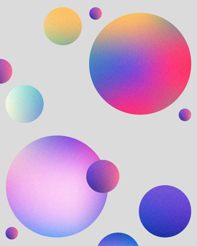 Colorfull Dots - image 1 - student project