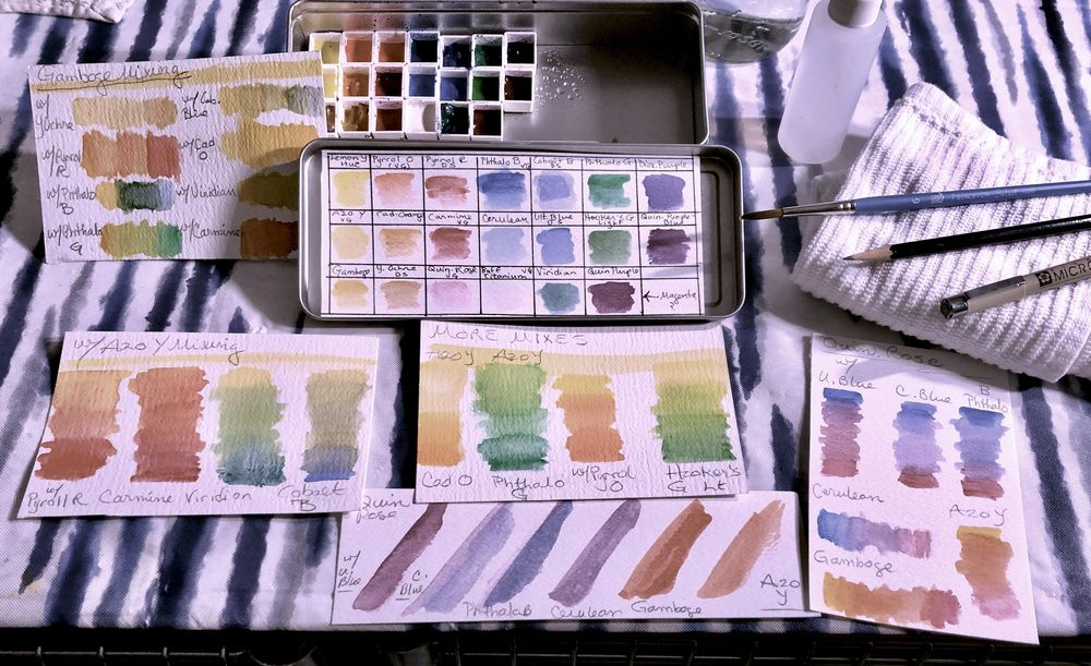 Palette Creation - image 1 - student project