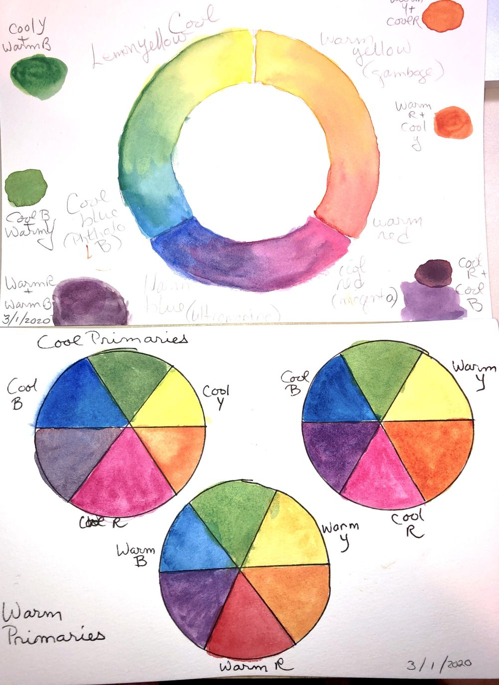 Palette Creation - image 2 - student project