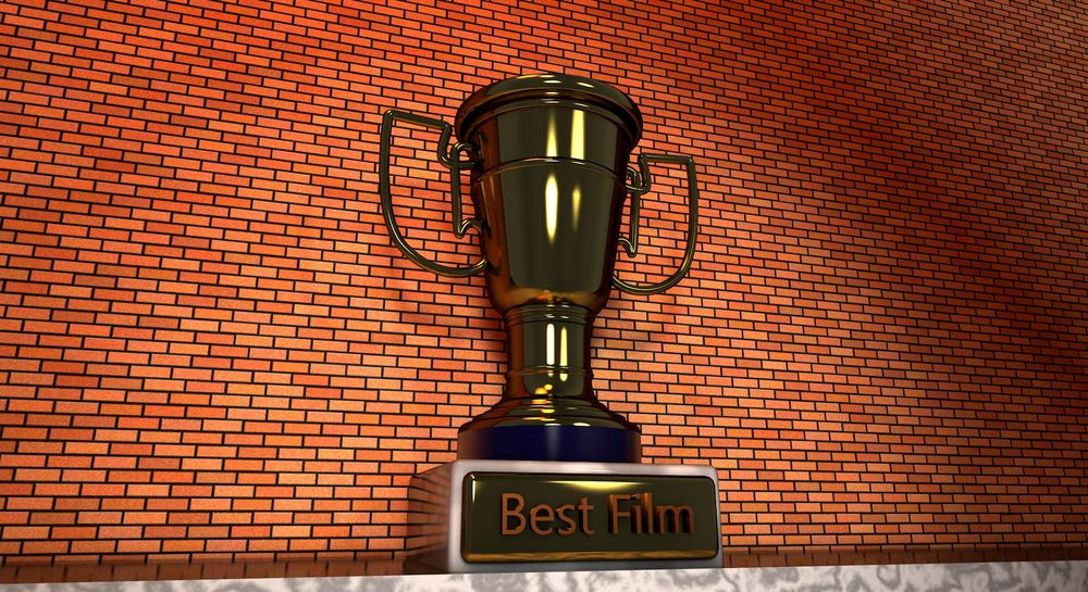 Trophy Rendering - image 3 - student project