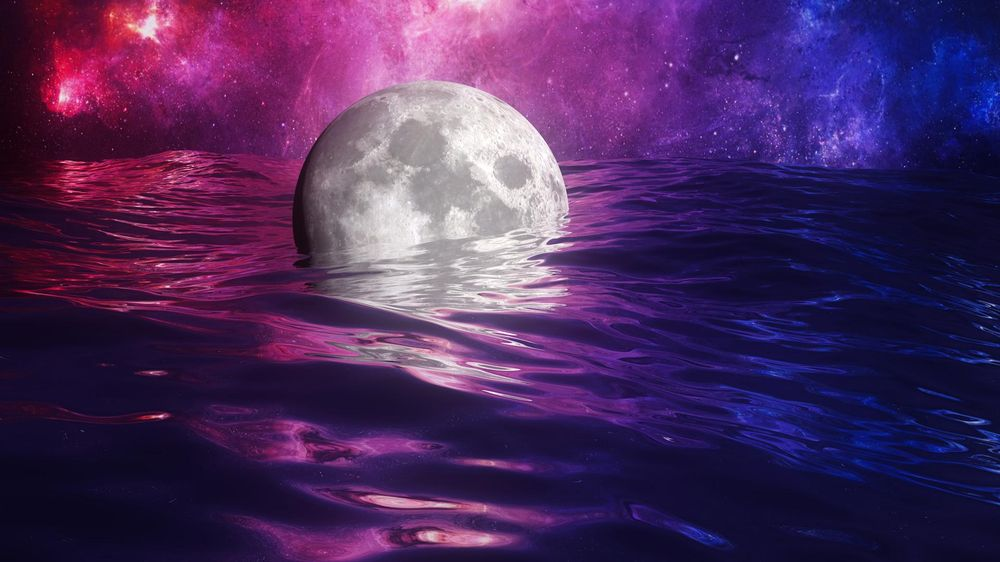 """""""Floating"""" Cinema 4d training - image 1 - student project"""
