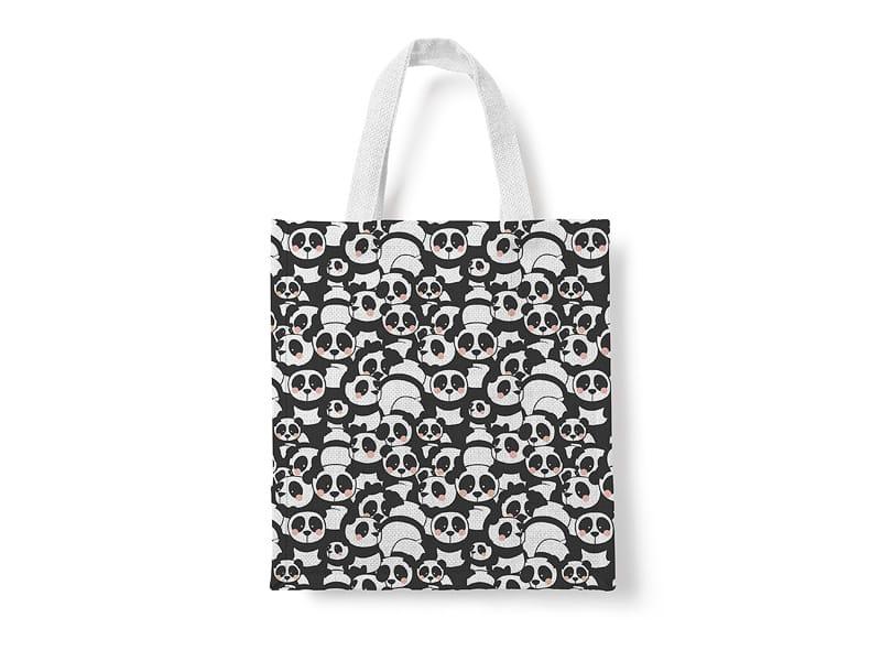 Pandamonium fabric pattern - image 8 - student project