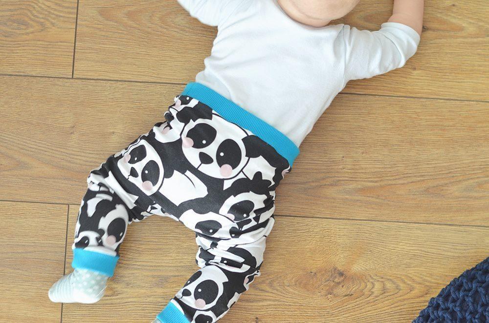 Pandamonium fabric pattern - image 2 - student project
