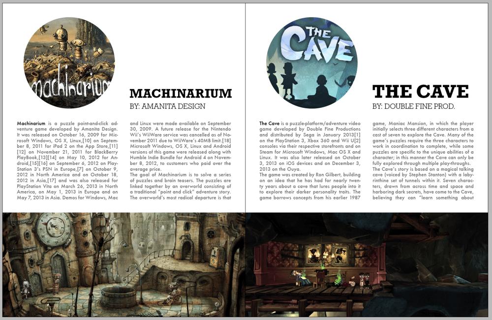 Indigo | Independent Videogames Magazine - image 5 - student project