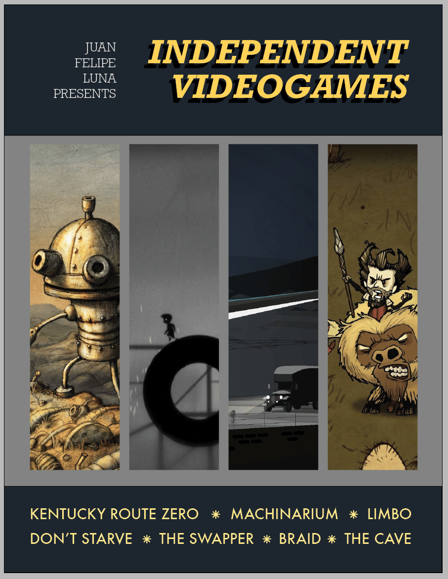 Indigo | Independent Videogames Magazine - image 6 - student project