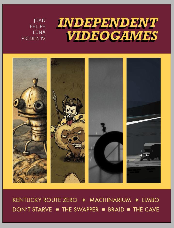 Indigo | Independent Videogames Magazine - image 2 - student project