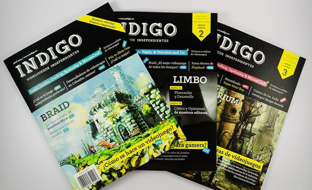 Indigo | Independent Videogames Magazine - image 8 - student project