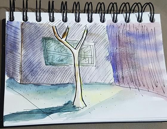 The challenge of daily sketches! - image 5 - student project