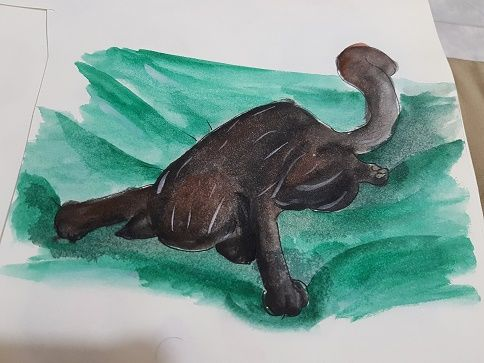 The challenge of daily sketches! - image 14 - student project