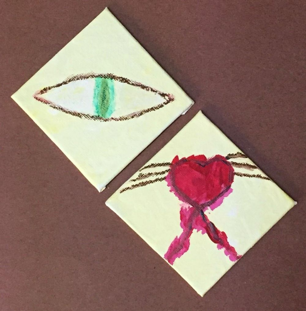 Klee Critter Details - image 11 - student project