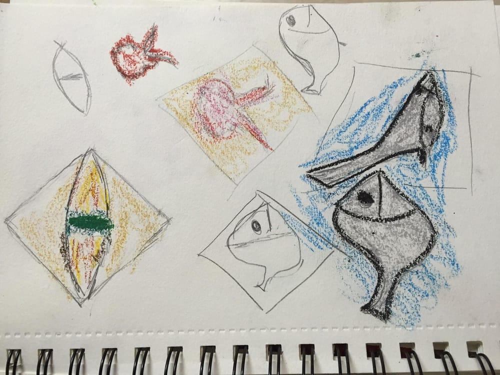 Klee Critter Details - image 7 - student project