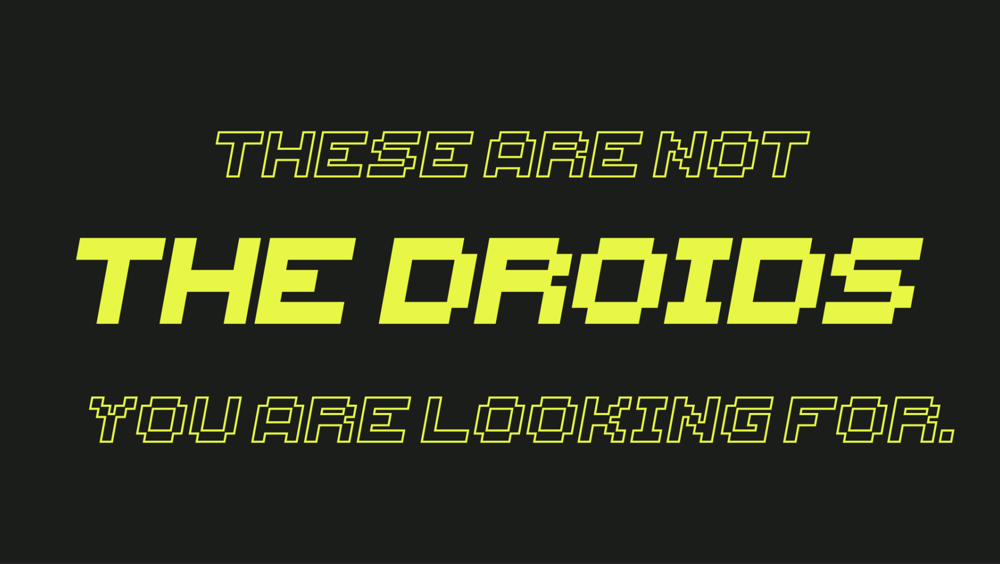 Droids - image 1 - student project
