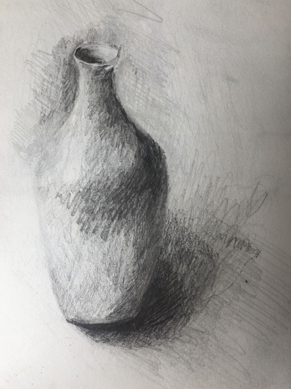 Shading Practise - image 1 - student project