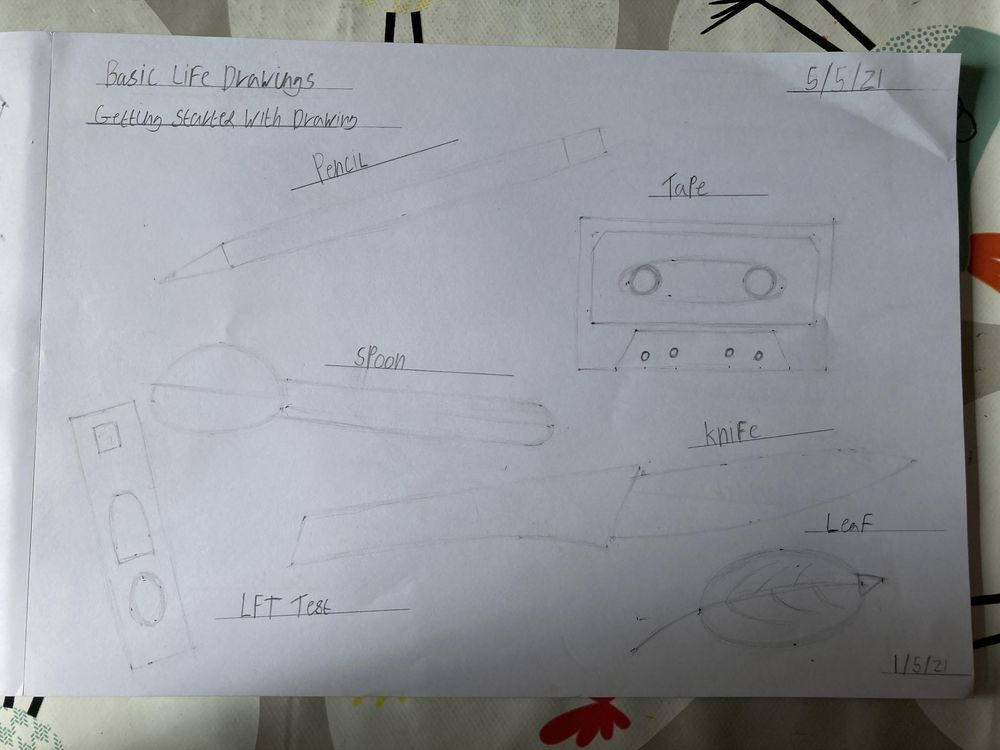 Putting it all together practise - image 1 - student project