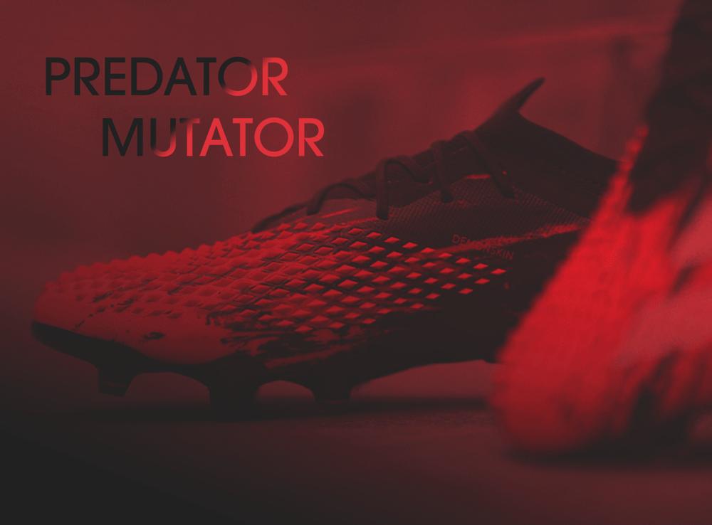 Adidas Predator - image 1 - student project