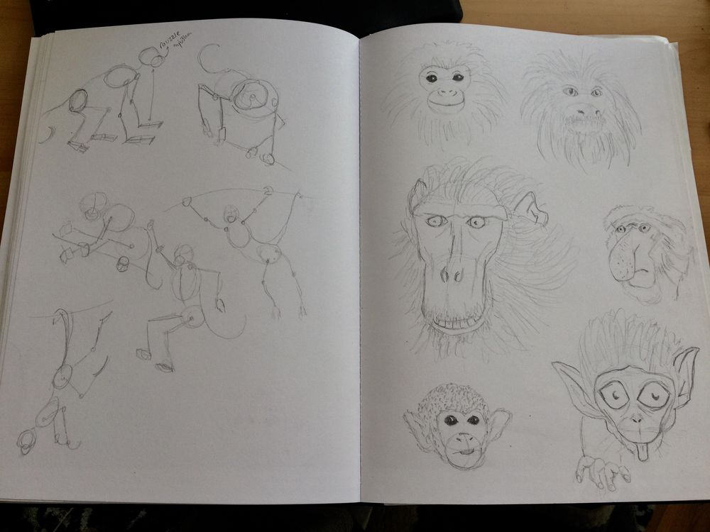 Animals - image 7 - student project