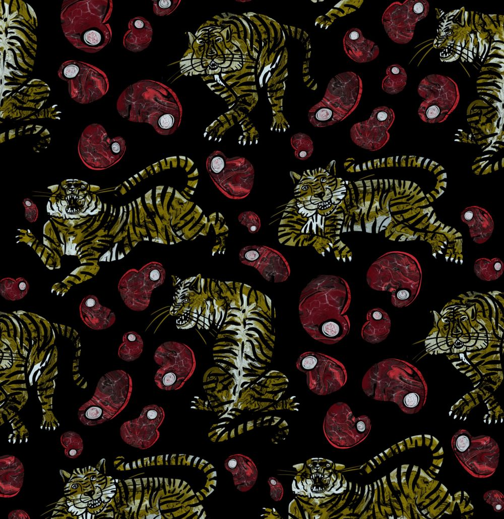 Marble Meat & Tigers - image 4 - student project