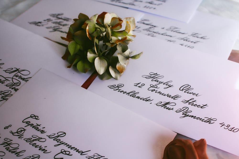 Envelope Addressing - image 1 - student project