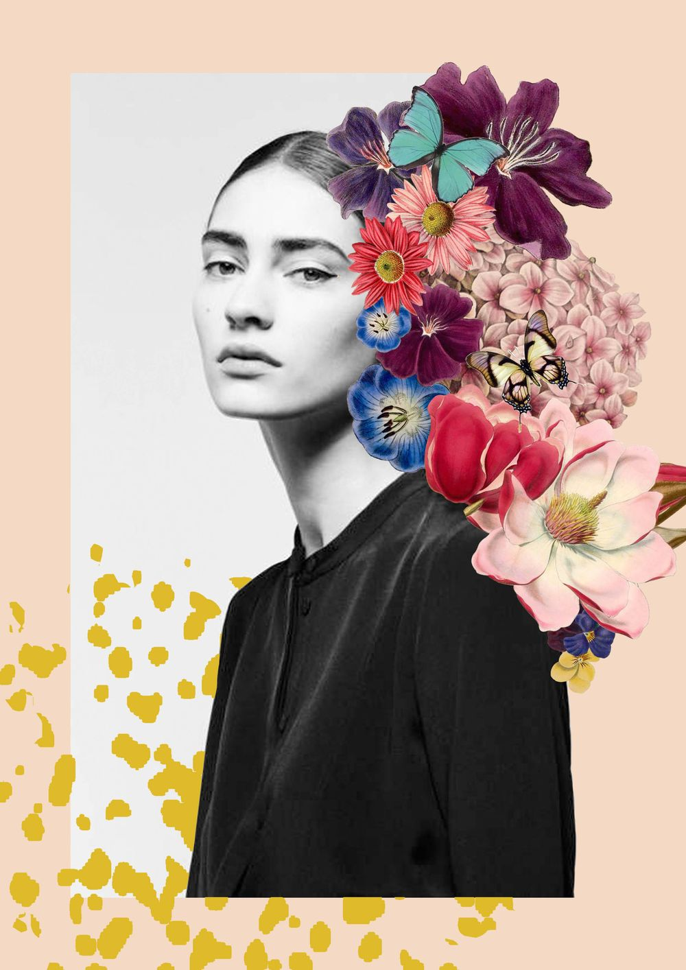 Flora - image 1 - student project