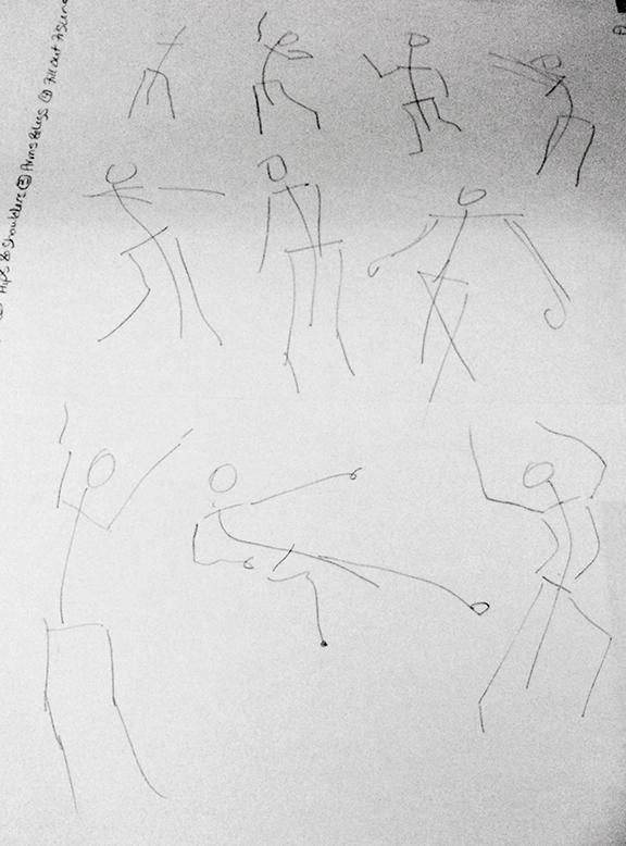Fast Gestures - image 1 - student project