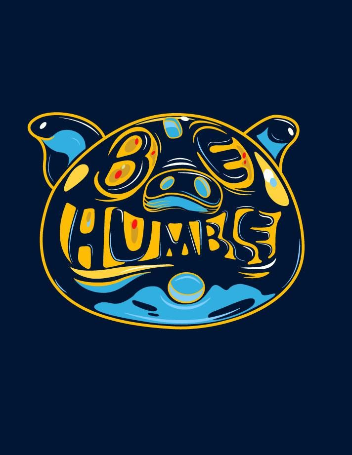 Golden Piggy - Be Humble - image 2 - student project