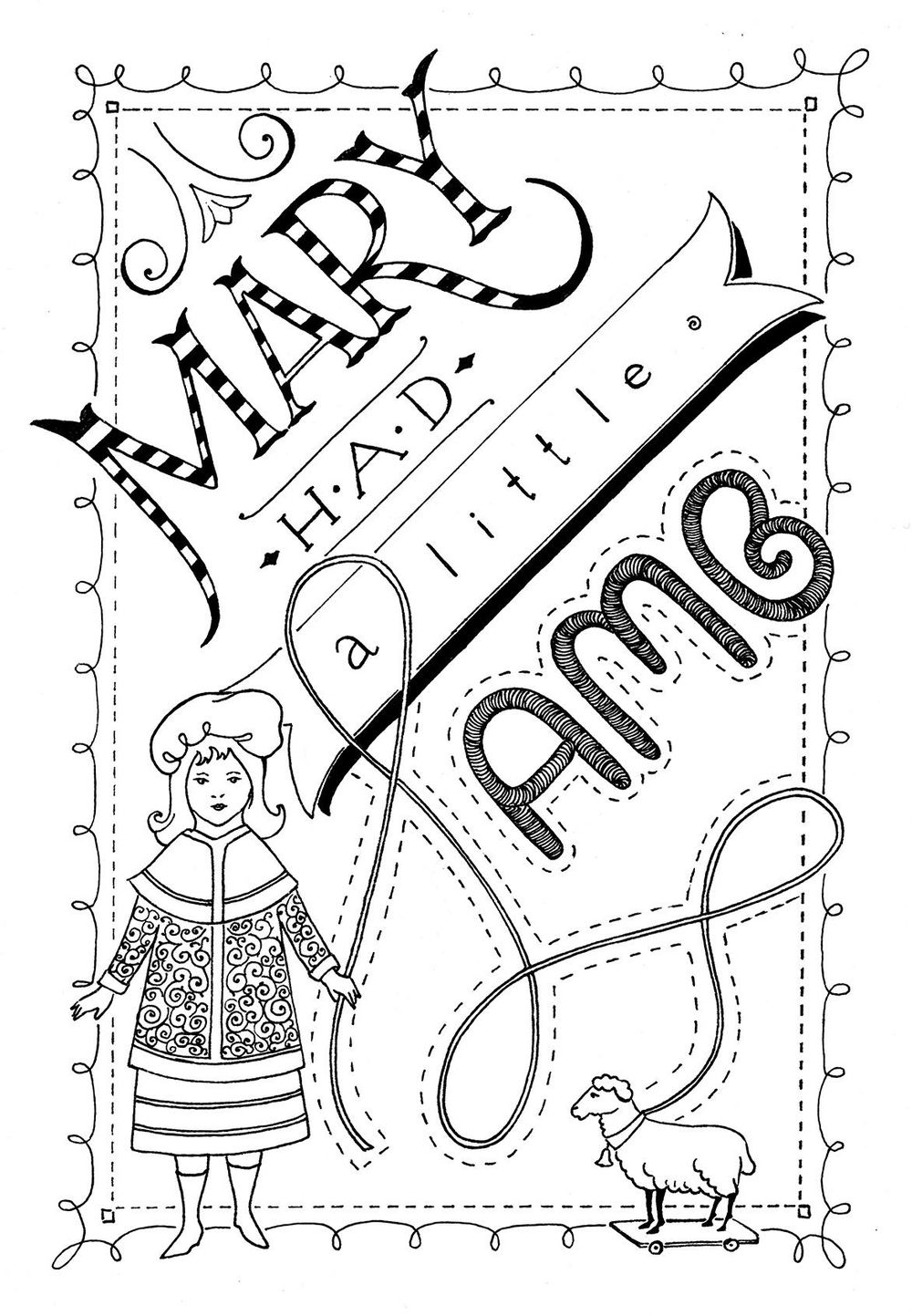 Mary had a little lamb - image 1 - student project