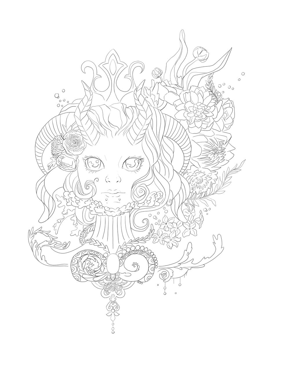 Doodle to Tattoo - image 2 - student project