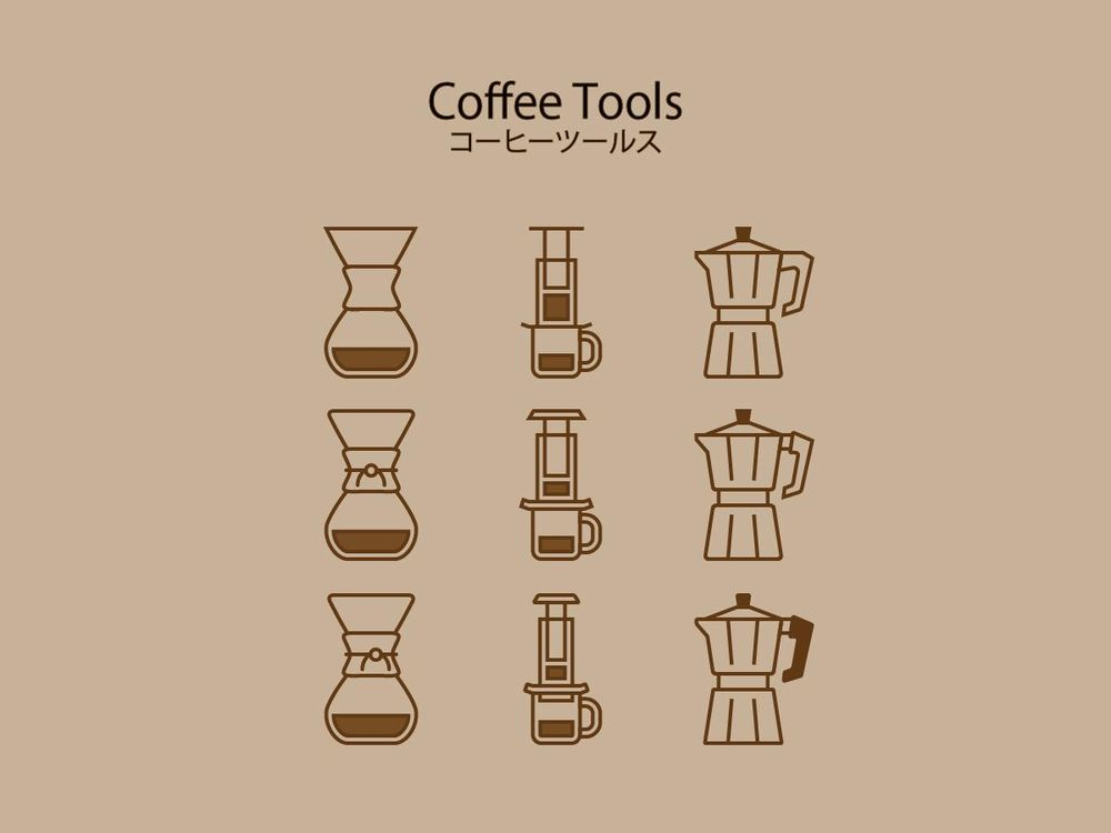 Coffee Tools - image 1 - student project