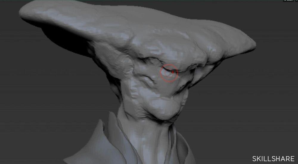 Example Creature - image 7 - student project