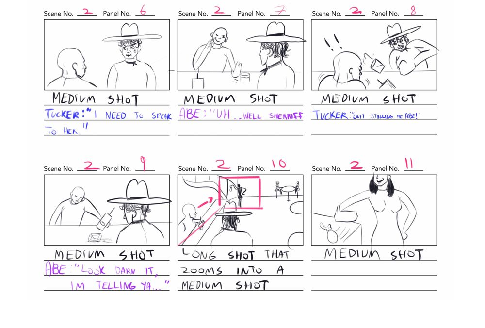 Storyboard class - image 10 - student project