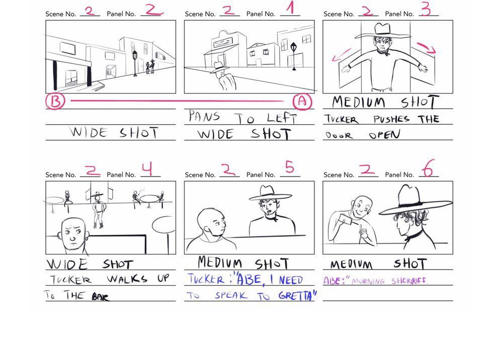 Storyboard class - image 9 - student project