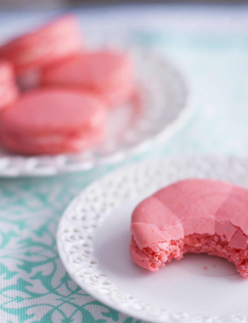 French Macarons - image 3 - student project