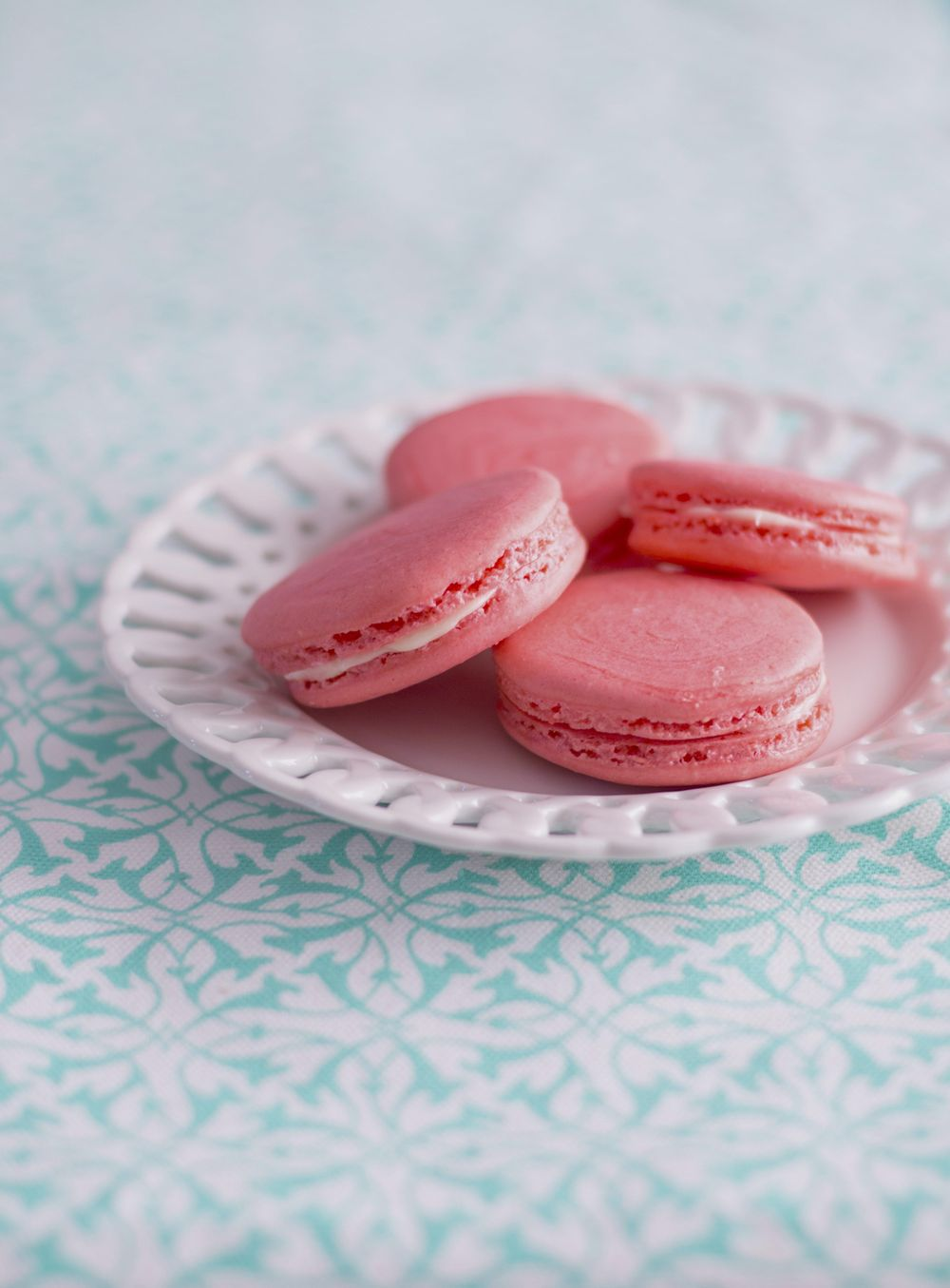French Macarons - image 1 - student project