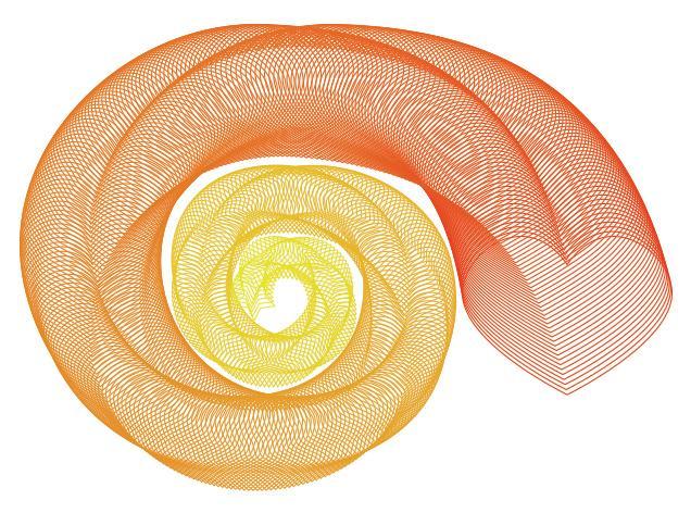 Spirals, spirals, spirals - image 2 - student project