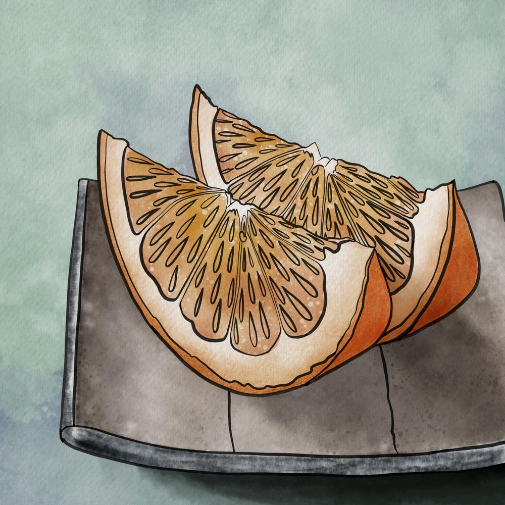 Citrus Study - image 1 - student project