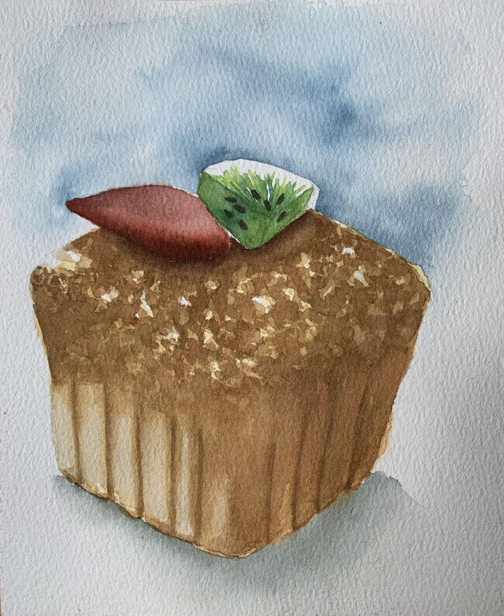 Dessert try # 3 - image 1 - student project